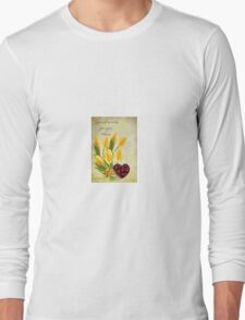 Special Wishes for Mum Long Sleeve T-Shirt