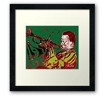 Miles Davis Framed Print