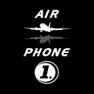 Air Phone 1 Black by Hiragraphic