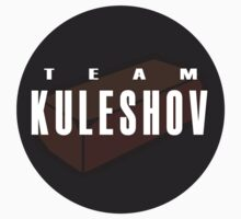 Team Kuleshov Sticker by CrystalMantis