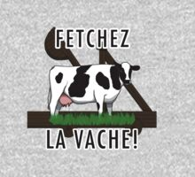Fetchez la Vache Kids Tee
