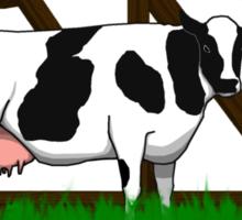 Fetchez la Vache Sticker