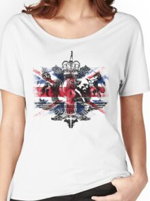 50th Anniversary Secret Agent Tee_Union Jack Women's Relaxed Fit T-Shirt