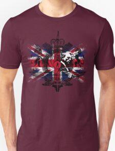 50th Anniversary Secret Agent Tee_Union Jack Unisex T-Shirt
