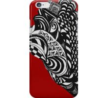 Aztec Doodle  iPhone Case/Skin