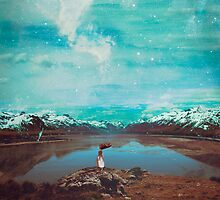 Wandering Satellite by Roentgen
