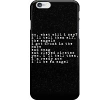 So Dark... iPhone Case/Skin
