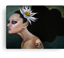 Poison Fairy Canvas Print