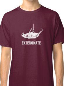 Exterminate T-shirt/Hoodie white Classic T-Shirt