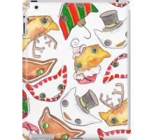 """Oro?"" Merry Christmas iPad Case/Skin"