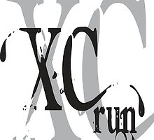 XC Runner - Cross Country Running by biskerville