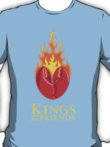 Fiery Lobster Claw Heart Sigil T-Shirt