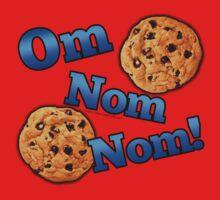 Om Nom Nom, Yummy Cookies Kids Clothes