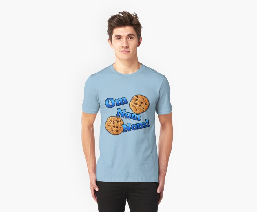 Om Nom Nom, Yummy Cookies by CuteNComfy