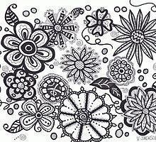 Black and White Fantasy by Veronica Jackson