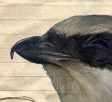 Bird Notes: Mischief Sticker
