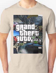 GTA REY5 Grand Theft Auto T-Shirt