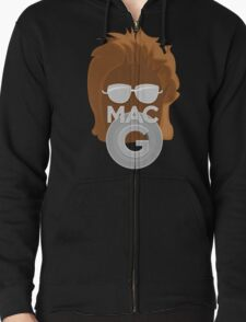 Vector MacGyver Hair T-Shirt