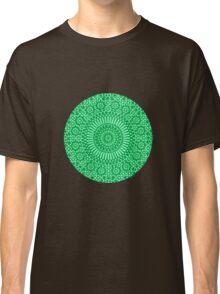 green heart chakra Classic T-Shirt