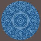 blue throat chakra by offpeaktraveler