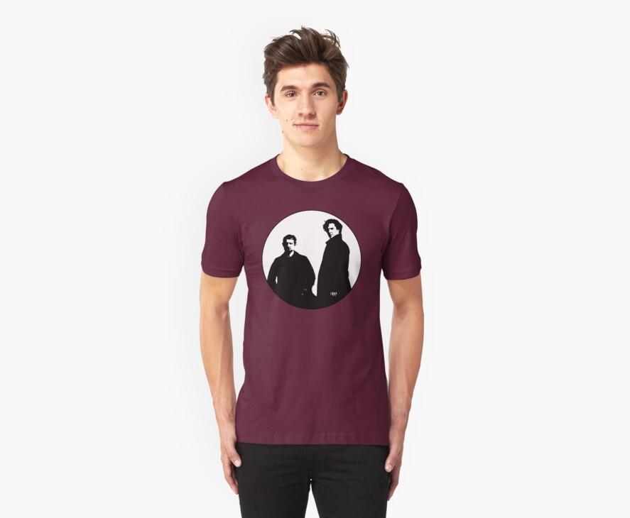 Sherlock & John by favoritedarknes