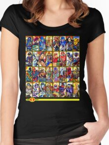 G.I. Joe in the 80s!  Cobra Edition! Women's Fitted Scoop T-Shirt