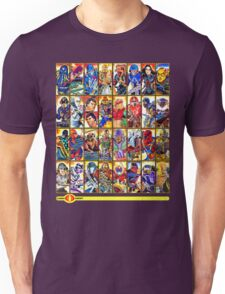 G.I. Joe in the 80s!  Cobra Edition! Unisex T-Shirt