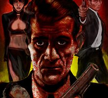 THE FRAMING OF PETER GUNN  by Ray Jackson