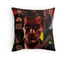 THE FRAMING OF PETER GUNN  Throw Pillow