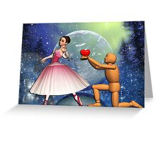 UNREQUITED Greeting Card