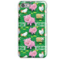 Farm Animals - iPhone case iPhone Case/Skin
