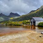 Dove Lake Cradle Mountain by Terry Everson