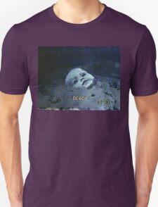 Submersed porcelain MASK Unisex T-Shirt