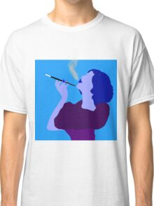 Vision in Violet Classic T-Shirt