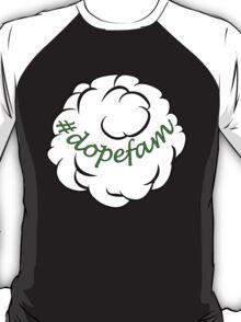 the #dopefam Blowin' Smoke Design T-Shirt