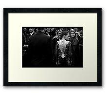 K-Stewz Framed Print