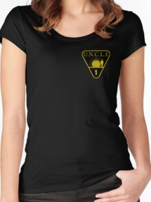 Uncle Badge - Waverley Women's Fitted Scoop T-Shirt