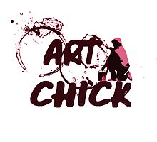 Art Chick by AmbientKreation