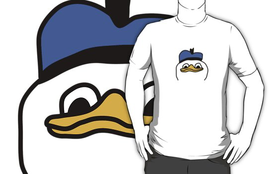 Dolan T-Shirt and Sticker by Beardpuller