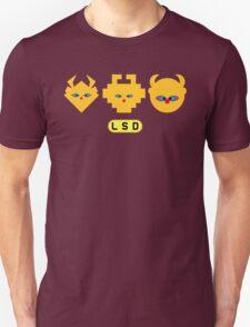 LSD: Dream Emulator - Mascot Heads Unisex T-Shirt