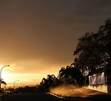 Suburban Sunrise  by EOS20