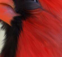 Bird Notes: Be Bold Sticker