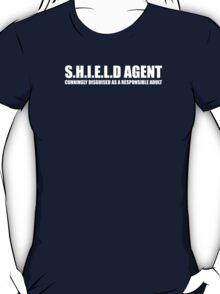 S.H.I.E.L.D AGENT (2) T-Shirt