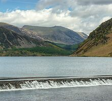 The High Stile Range From Ennerdale by VoluntaryRanger
