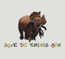 Save de rhinos, mon! by DILLIGAF