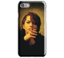 à Paris iPhone Case/Skin