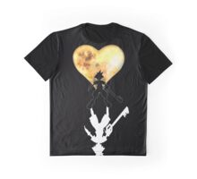 Kingdom Hearts - Sora's Shadow Graphic T-Shirt