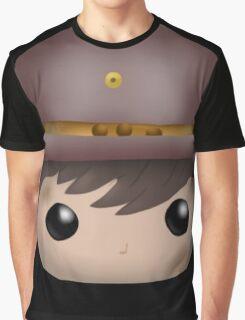 AMC The Walking Dead - Carl Grimes - Funko Pop! Graphic T-Shirt
