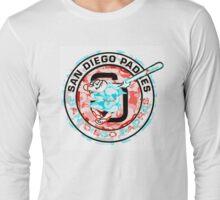 PADRES WHITE Long Sleeve T-Shirt