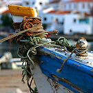 At rest in Ferragudo by A3Art